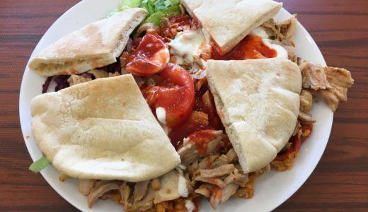 ブダペストでトルコ料理!「イスタンブル・ケバブ」(Istanbul Kebab)