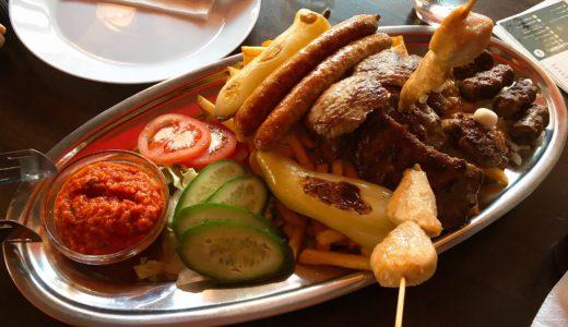 ブダペストでセルビア料理!「ネージサーズ・バー」(400 Bar)
