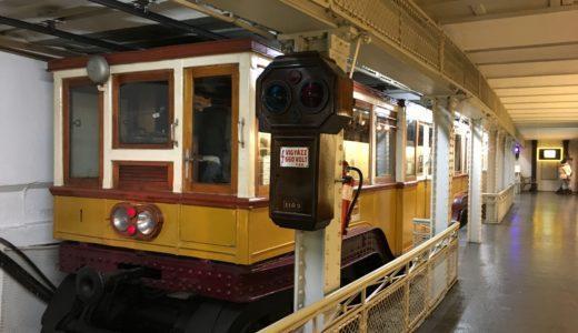 ブダペスト地下鉄博物館(Földalatti Vasúti Múzeum)