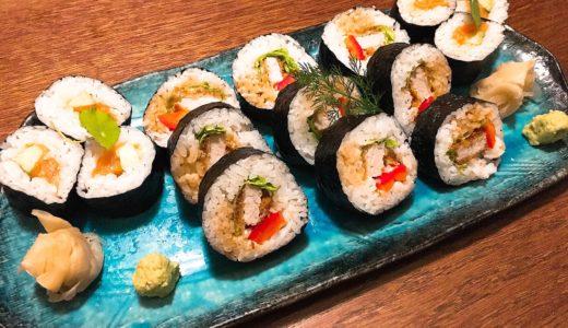 ブダペストで日本料理!「すし誠」(SUSHI SEI)