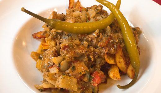 ブダペストでハンガリー料理!「ヴェレシュ・ポシュタコチ・レストラン」(Vörös Postakocsi Restaurant)
