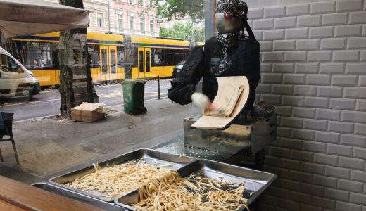 ブダペストで中国料理!「ビアン・ビストロー」(Biang Bisztró)