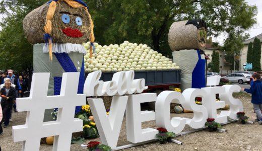 ブダペスト近郊ヴェチェーシュのキャベツ祭り、2018年は9月22日(土)・23日(日)に開催!