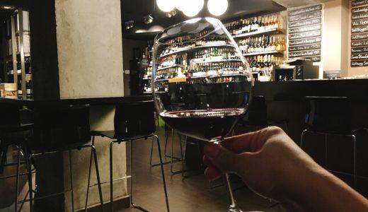 ブダペストのワインバー兼ワインショップ「ドロップ・ショップ」(Drop Shop)