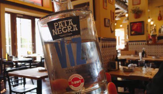 ブダペストでスペイン料理!「パタ・ネグラ・ブダ」(Pata Negra Buda)
