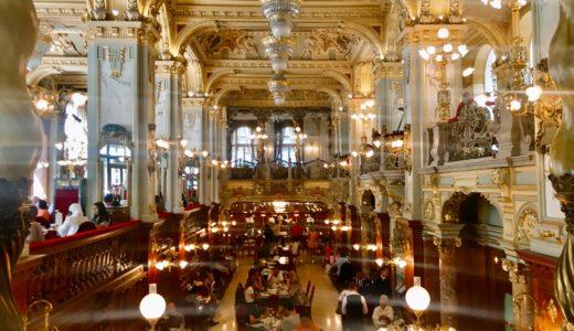 ブダペストの人気老舗カフェ「ニューヨーク・カーヴェーハーズ」(New York Kávéház)